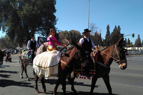 Los Piostros en la XII Marcha Hípica en Córdoba