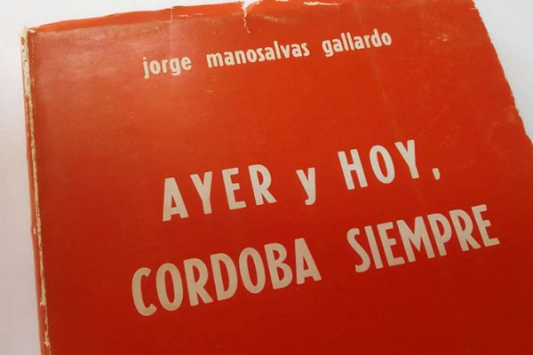 libro 'Ayer y hoy, Córdoba siempre'