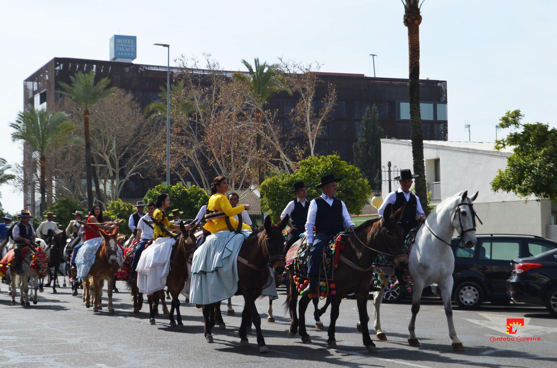 Los Piostros en Córdoba