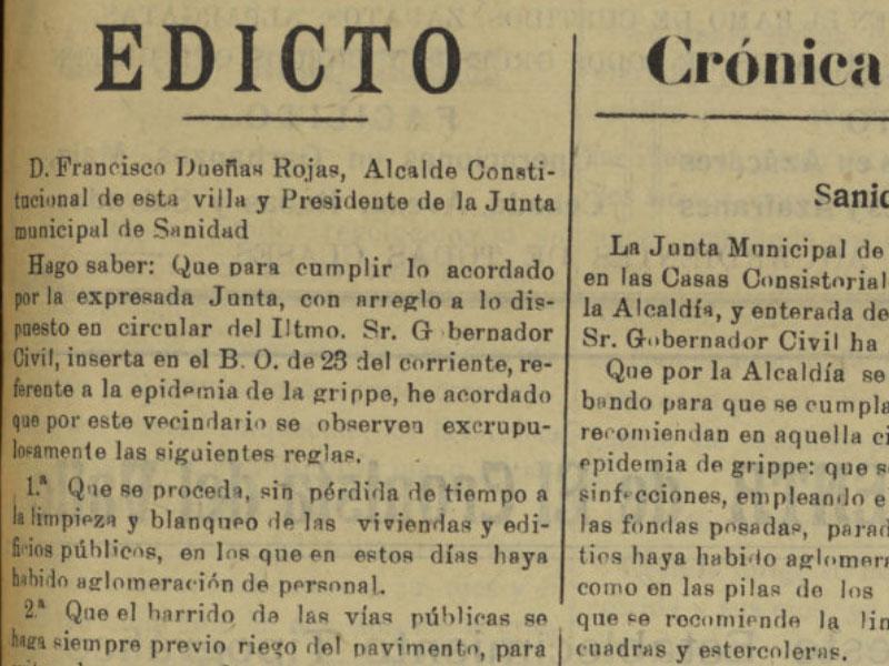 Gripe de 1918